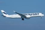 よっしぃさんが、関西国際空港で撮影したフィンエアー A350-941XWBの航空フォト(写真)