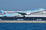 よっしぃさんが、関西国際空港で撮影した大韓航空 777-3B5/ERの航空フォト(写真)