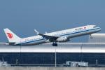 よっしぃさんが、関西国際空港で撮影した中国国際航空 A321-232の航空フォト(写真)