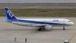 Chikaの航空見聞録さんが、神戸空港で撮影した全日空 A320-211の航空フォト(写真)