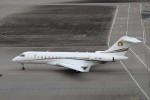 ハム太郎さんが、羽田空港で撮影した不明 BD-700 Global Express/5000/6000の航空フォト(写真)