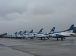 くまのんさんが、岐阜基地で撮影した航空自衛隊 T-4の航空フォト(飛行機 写真・画像)
