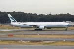 mototripさんが、成田国際空港で撮影したキャセイパシフィック航空 777-367の航空フォト(写真)