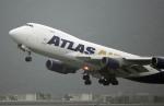 planetさんが、香港国際空港で撮影したアトラス航空 747-47UF/SCDの航空フォト(写真)