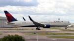 誘喜さんが、ロンドン・ヒースロー空港で撮影したデルタ航空 767-332/ERの航空フォト(写真)