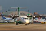 dianaさんが、台北松山空港で撮影した立栄航空 ATR-72-600の航空フォト(写真)