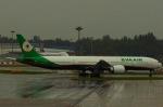 KAZKAZさんが、シンガポール・チャンギ国際空港で撮影したエバー航空 777-35E/ERの航空フォト(写真)