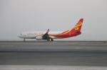 TAOTAOさんが、ウルムチ地窩堡国際空港で撮影した海南航空 737-84Pの航空フォト(写真)