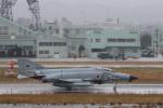 カブッキーさんが、小松空港で撮影した航空自衛隊 F-4EJ Kai Phantom IIの航空フォト(写真)