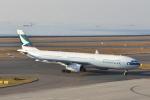 ワイエスさんが、中部国際空港で撮影したキャセイパシフィック航空 A330-343Xの航空フォト(写真)