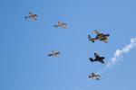 チャッピー・シミズさんが、ネリス空軍基地で撮影したTexas Flying Legends Museum 361 Spitfire Mk9の航空フォト(写真)