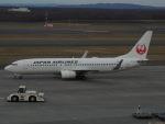 さゆりんごさんが、新千歳空港で撮影した日本航空 737-846の航空フォト(写真)
