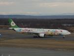 さゆりんごさんが、新千歳空港で撮影したエバー航空 A330-302Xの航空フォト(写真)
