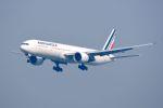 まいけるさんが、スワンナプーム国際空港で撮影したエールフランス航空 777-328/ERの航空フォト(写真)