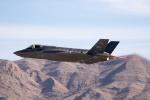 チャッピー・シミズさんが、ネリス空軍基地で撮影したアメリカ空軍 F-35A Lightning IIの航空フォト(写真)