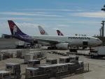 さゆりんごさんが、ダニエル・K・イノウエ国際空港で撮影したハワイアン航空 A330-243の航空フォト(写真)