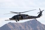 チャッピー・シミズさんが、ネリス空軍基地で撮影したアメリカ空軍 HH-60G Pave Hawk (S-70A)の航空フォト(写真)
