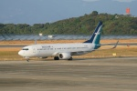 pringlesさんが、長崎空港で撮影したシルクエア 737-8SAの航空フォト(写真)