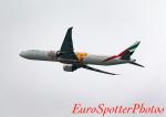 Euro Spotterさんが、香港国際空港で撮影したエミレーツ航空 777-31H/ERの航空フォト(写真)