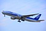 HISAHIさんが、長崎空港で撮影した全日空 777-281/ERの航空フォト(写真)
