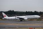 鷹輝@SKY TEAMさんが、成田国際空港で撮影した日本航空 777-346/ERの航空フォト(写真)