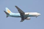 Kilo Indiaさんが、チャトラパティー・シヴァージー国際空港で撮影したジェットコネクト 737-7BKの航空フォト(写真)