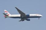 Kilo Indiaさんが、チャトラパティー・シヴァージー国際空港で撮影したブリティッシュ・エアウェイズ 777-236/ERの航空フォト(写真)