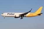 mototripさんが、成田国際空港で撮影したポーラーエアカーゴ 767-3JHF(ER)の航空フォト(写真)