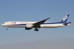 mototripさんが、成田国際空港で撮影した全日空 777-381/ERの航空フォト(写真)