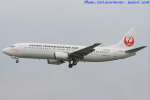 いおりさんが、福岡空港で撮影した日本トランスオーシャン航空 737-446の航空フォト(写真)