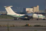 キイロイトリさんが、関西国際空港で撮影したアルジェリア空軍 Il-76TDの航空フォト(写真)
