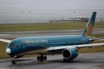 ハピネスさんが、関西国際空港で撮影したベトナム航空 A350-941XWBの航空フォト(写真)