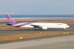青春の1ページさんが、中部国際空港で撮影したタイ国際航空 777-3D7の航空フォト(写真)