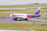 mild lifeさんが、関西国際空港で撮影した香港エクスプレス A320-271Nの航空フォト(写真)