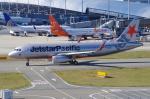 SSB46さんが、関西国際空港で撮影したジェットスター・パシフィック A320-232の航空フォト(写真)