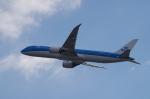 SSB46さんが、関西国際空港で撮影したKLMオランダ航空 787-9の航空フォト(写真)