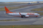SSB46さんが、関西国際空港で撮影したチェジュ航空 737-8ASの航空フォト(写真)