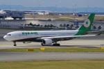 SSB46さんが、関西国際空港で撮影したエバー航空 A330-203の航空フォト(写真)