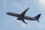 SSB46さんが、関西国際空港で撮影したユナイテッド航空 737-824の航空フォト(写真)