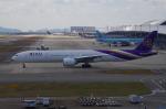 SSB46さんが、関西国際空港で撮影したタイ国際航空 777-3AL/ERの航空フォト(写真)