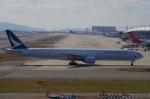 SSB46さんが、関西国際空港で撮影したキャセイパシフィック航空 777-367の航空フォト(写真)