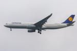 mameshibaさんが、成田国際空港で撮影したルフトハンザドイツ航空 A330-343Xの航空フォト(写真)