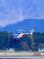 ザキヤマさんが、熊本空港で撮影した大分県防災航空隊 BK117C-2の航空フォト(写真)