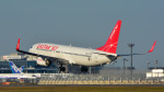 パンダさんが、成田国際空港で撮影したイースター航空 737-8BKの航空フォト(写真)