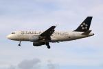 Koba UNITED®さんが、ロンドン・ヒースロー空港で撮影したクロアチア航空 A319-112の航空フォト(写真)