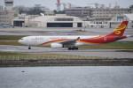 kumagorouさんが、那覇空港で撮影した香港航空 A330-343Xの航空フォト(写真)