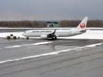 よんすけさんが、函館空港で撮影した日本航空 737-846の航空フォト(写真)