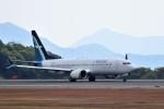 kiraboshi787さんが、広島空港で撮影したシルクエア 737-8-MAXの航空フォト(写真)