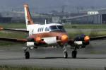 planetさんが、徳島空港で撮影した海上自衛隊 TC-90 King Air (C90)の航空フォト(写真)