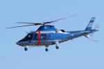 yabyanさんが、名古屋飛行場で撮影した愛媛県警察 A109E Powerの航空フォト(写真)